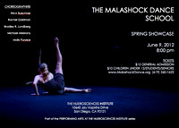 The Malashock Dance School - Spring Showcase June 9, 2012